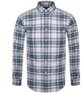 Ralph Lauren Long Sleeved Check Shirt Green