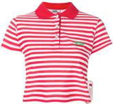 Gcds striped polo top
