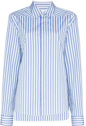 Jil Sander Moia striped shirt