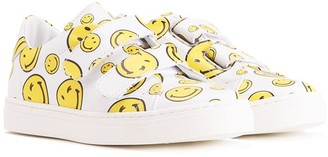 Joshua Sanders Kids All Over Smile sneakers