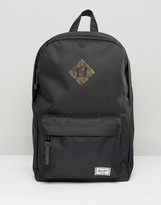 Herschel Heritage Mid Volume Backpack with Tortoise