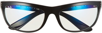 Ray-Ban Balorama 62mm Oversize Optical Glasses