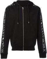 McQ by Alexander McQueen printed hoodie - men - Cotton - M