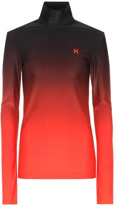 Kwaidan Editions Ombre jersey top
