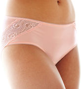 JCPenney Ambrielle Mystique Tummy-Smoothing Hipster Panties
