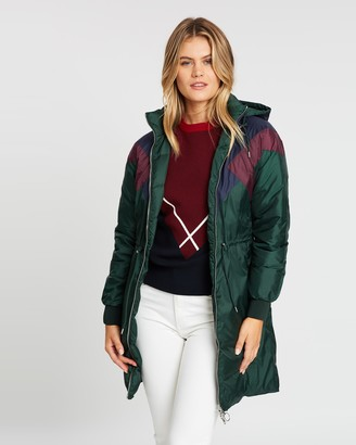 Lacoste Sporty Reversible Jacket