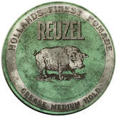 Smallflower Green 'Grease' Pomade - Medium Hold by Reuzel (4oz Pomade)