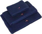 Lexington American Towel - Navy - Bath Towel