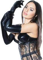 Coquette Vinyl Gloves Fits Most