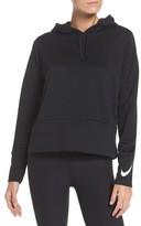 Nike Women's Dry Ribbed Hoodie