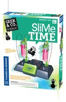 Boy's Thames & Kosmos Slime Time Experiment Kit