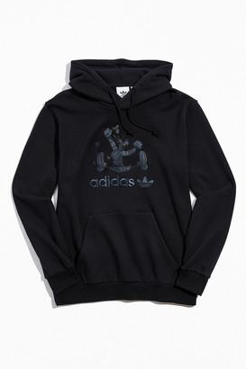 adidas X Disney Goofy Hoodie Sweatshirt