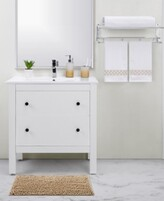 Thumbnail for your product : Seventh Studio Ribbed 5-Piece Bath Set Bedding