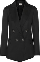 Temperley London Isaac double-breasted wool blazer
