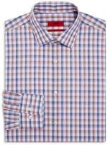 HUGO Mabel Large Check Regular Fit Dress Shirt
