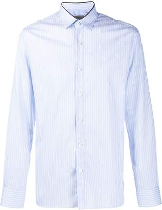 Lanvin striped button-down shirt