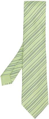 Hermes 2000s Pre-Owned Patterned Tie