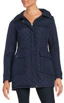 Weatherproof Plus Quilted Walker Coat