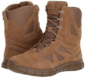 Reebok Work Sublite Cushion Tactical AR670-1 Compliant (Coyote) Men's Boots