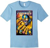 Marvel Thanos Infinity Gems Graphic T-Shirt