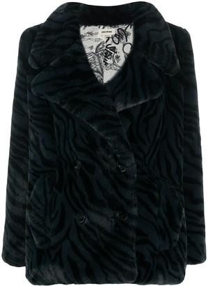 Zadig & Voltaire Miller faux-fur jacket