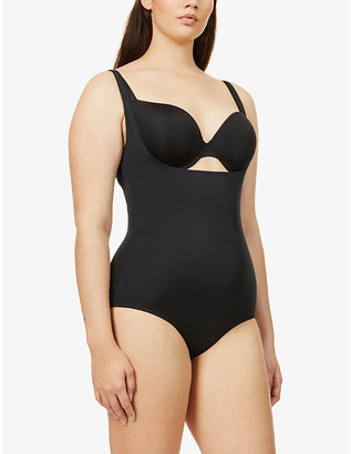 Wolford Mat de Luxe Forming stretch-jersey body