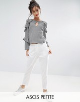 Girls White Linen Pants - ShopStyle