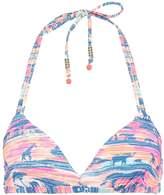Beach Life Beachlife DAZZLING Bikini top savanna