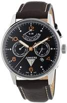 Junkers Men's Watch XL Analogue Automatic Leather 69605 38 G