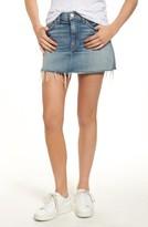 Hudson Women's Vivid Cutoff Denim Skirt