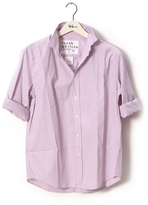 Frank And Eileen Mens Paul Mini Tattersall Shirt