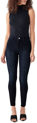 DL1961 DL 1961 Farrow Ankle: High Rise Skinny Jean