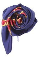 Chanel Pre-owned: Silk Scarf.