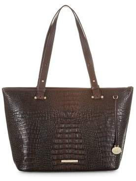 Brahmin Sparrow Medium Asher Leather Tote
