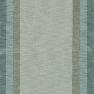 Loloi Hand Loomed Cut & Loop 100% Wool Pile Hamilton Area Rug by Loloi, Fern