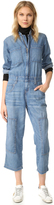 Current/Elliott The Janitor Coverall Jumpsuit