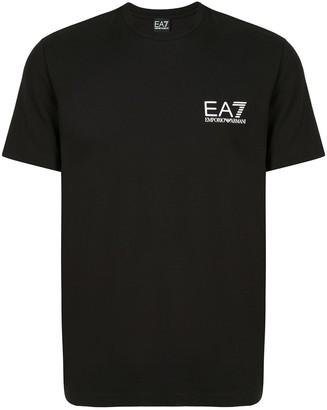 Emporio Armani Ea7 Tape Sides T-shirt
