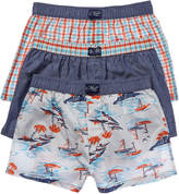 Original Penguin Set Of 3 Boxer