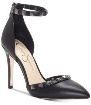 Jessica Simpson Prinella Ankle-Strap Pumps Women's Shoes