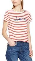 People Tree Peopletree Women's Love Stripe T-Shirt