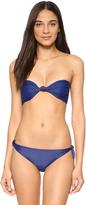 Mikoh Carmel Knot Bikini Top