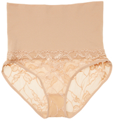Wolford Velvet Lace Control Panty
