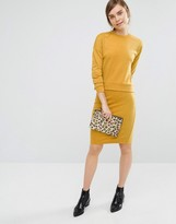 Vero Moda Jersey Pencil Skirt