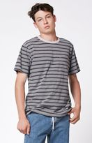 Modern Amusement Danticat Striped Pocket T-Shirt