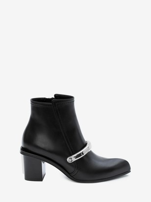 Alexander McQueen Peak Ankle Boot