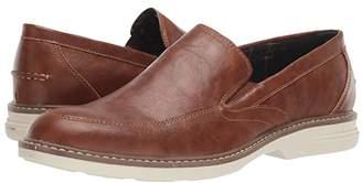 Ben Sherman Countryside Slip-On (Tan PU Leather) Men's Shoes