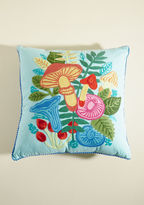 Karma Living Pull Up a Toadstool Pillow