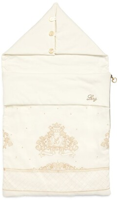 Lesy Floral-Embroidered Nest