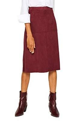 Esprit Women's 089ee1d007 Skirt,8 (Size: )