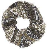 Charlotte Russe Aztec Print Infinity Scarf
